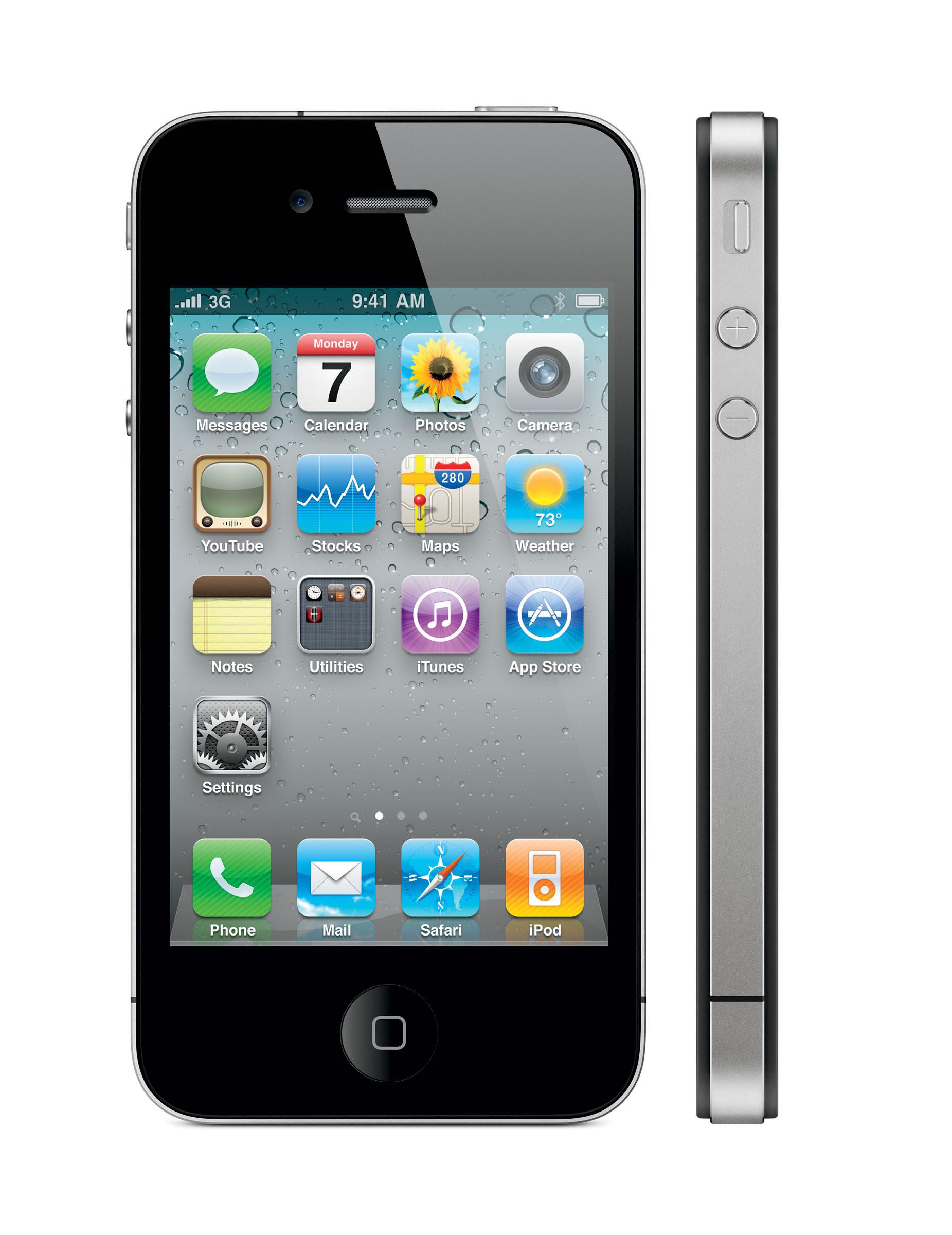 сколько стоит айфон 4 (iPhone 4) в связном в Москве